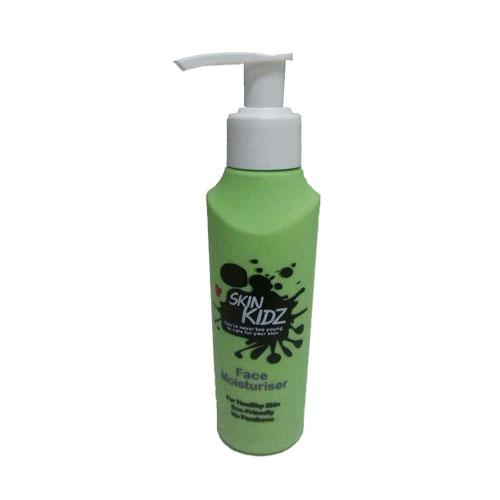 Skin Kidz Face Moisturiser 100ml (Green)