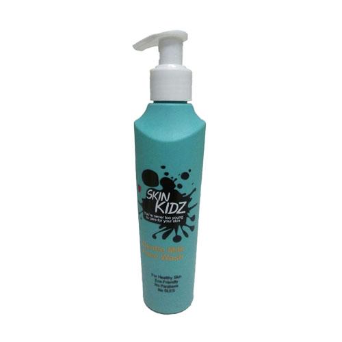 Skin Kidz Milk Face Wash 150ml (Turquoise)