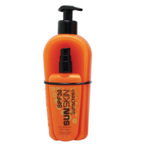 Sunskin Sunscreen SPF30 250ml Pack (Orange)