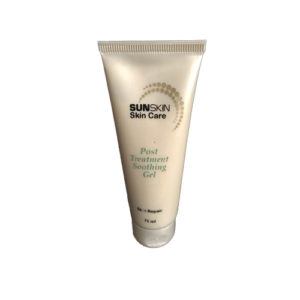 Sunskin Post Treatment Soothing Gel 75ml