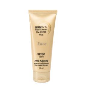 UV-Derm SPF50 Face Anti-ageing 75ml