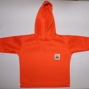 Tracksuit Top Orange – Age 6-12 months