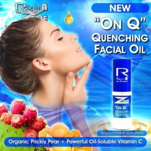 "RegimA ""On Q"" Quenching Facial Oil 13ml"